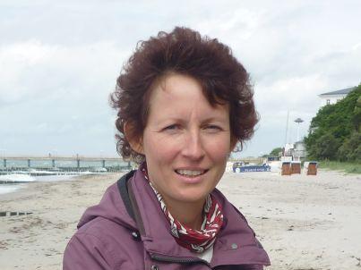 Your host Barbara Spitza