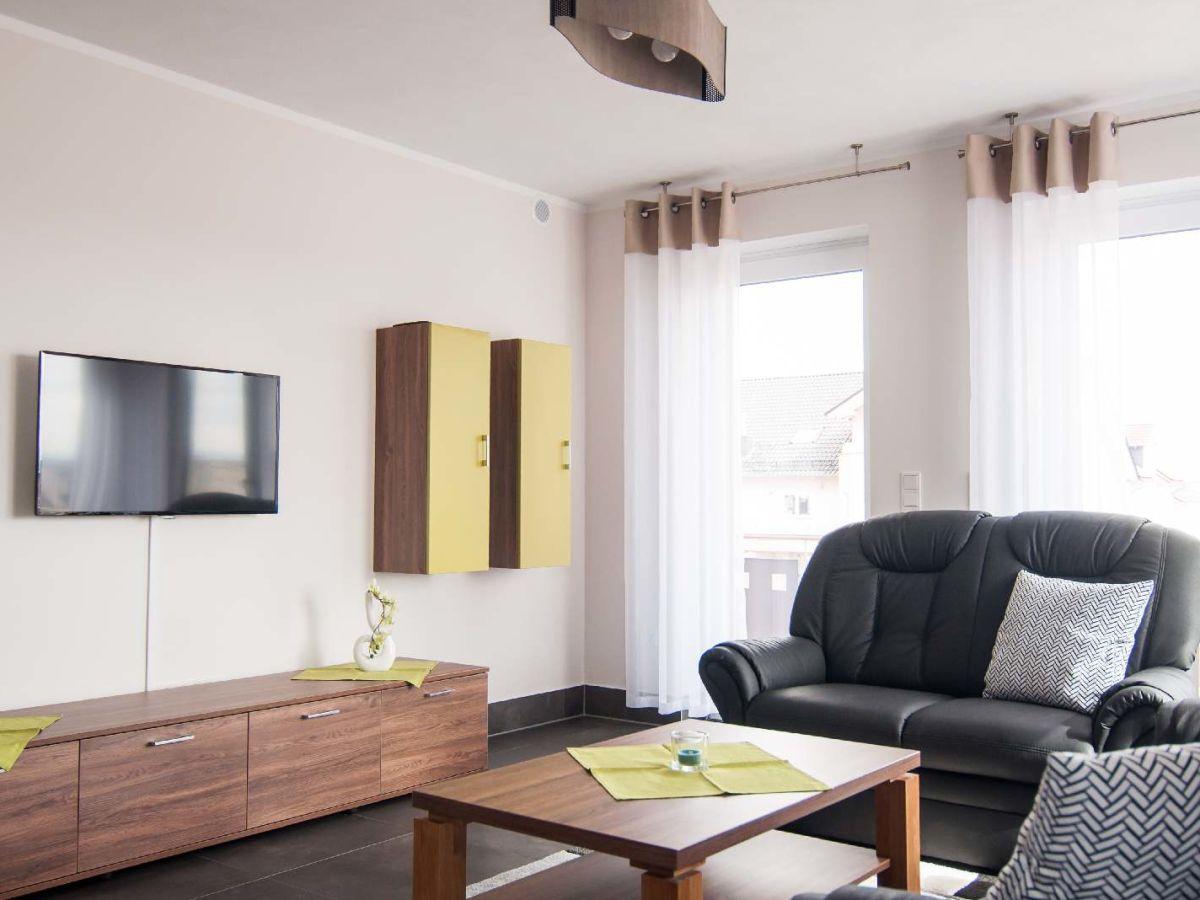 Modern one ferienwohnung mit balkon rhön hessen fulda