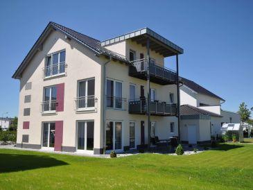 MODERN-ONE / Deluxe Apartment mit Balkon