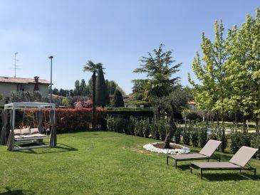 Ferienwohnung in der Villa Christina