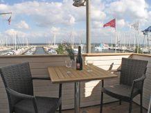 Ferienwohnung Yacht 6-2 · Yachthafen 6 Whg. Backbord