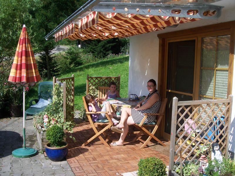 Ferienwohnung Ferienhof Oberer Strickerhof Bachblick