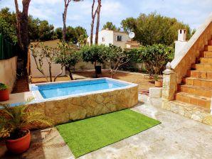 Chalet Casa Can Cerlins. Ficus Garden w/ pool + WiFi