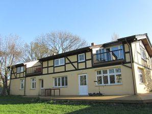 Ferienhaus Fachwerkhaus Gruppenunterkunft in Refugium Uckermark