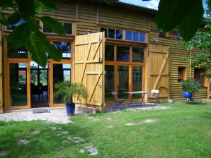 Ferienhaus Gruppenunterkunft Atriumhaus in Refugium Uckermark