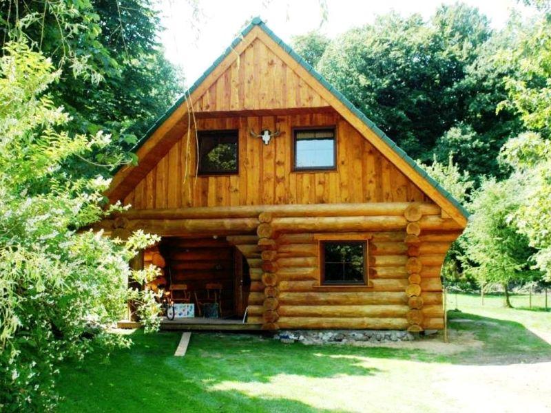 Ferienhaus Blockhaus II - Urlaub mit Hund