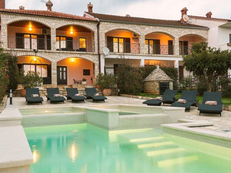 Villa Giuseppina with private Pool
