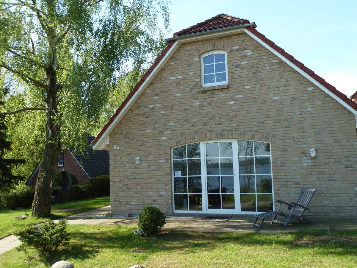 Ferienhaus Haus am See Sternberg Frau Eva von Bloh