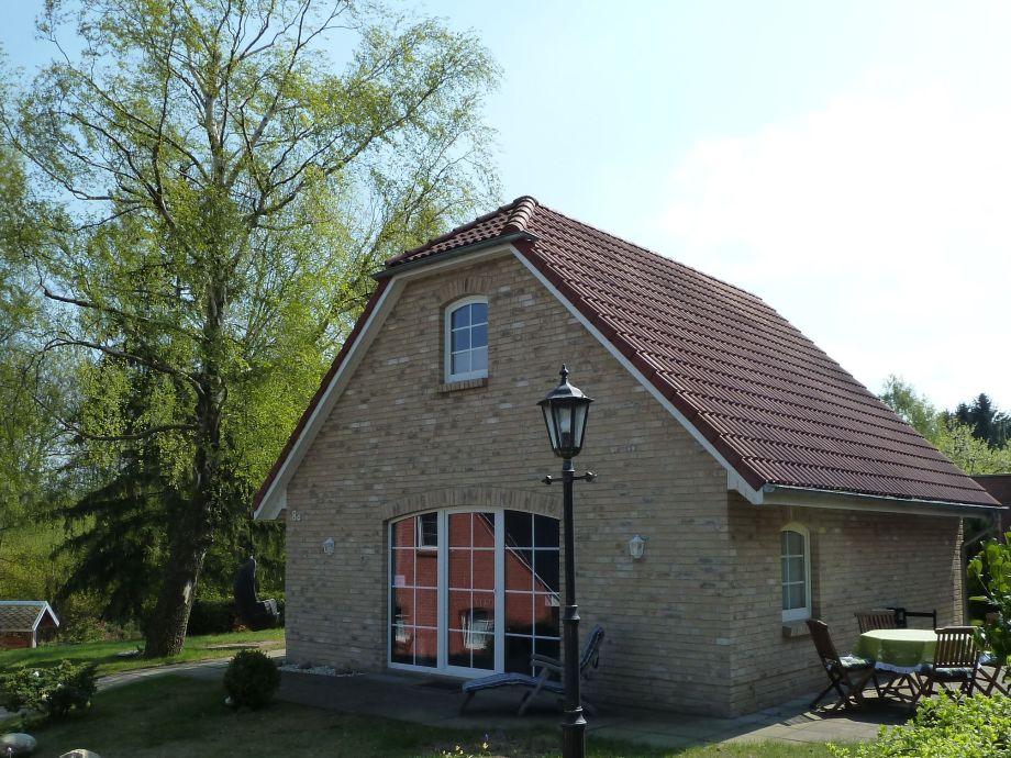 Ferienhaus Haus am See Mecklenburgische Seenplatte Frau