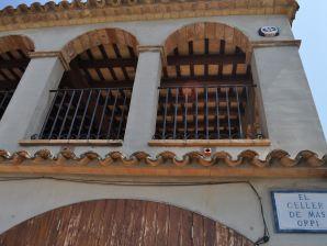 Ferienwohnung El Celler de Mas Orpi