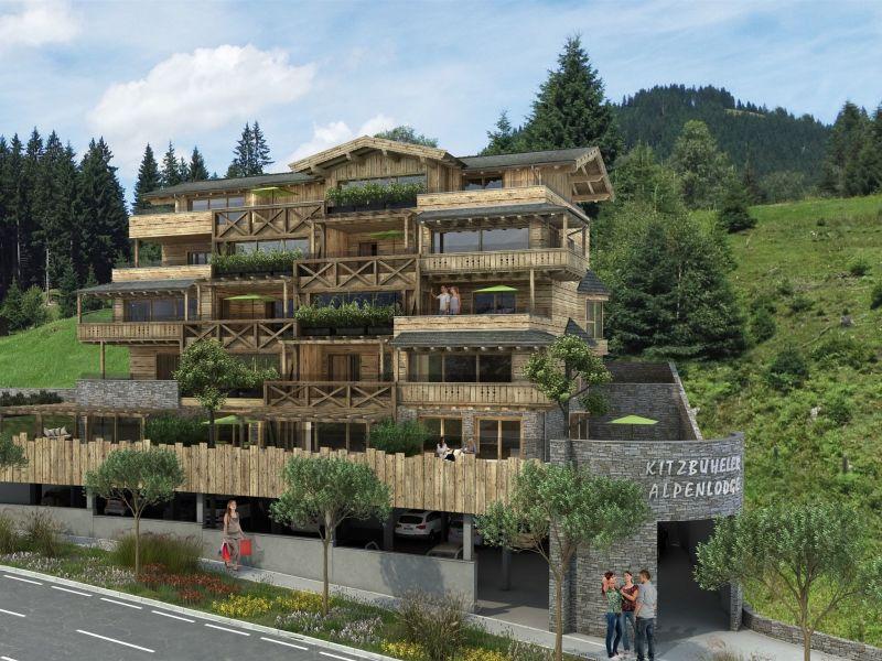 Ferienwohnung Kitzbüheler Alpen Lodge XL