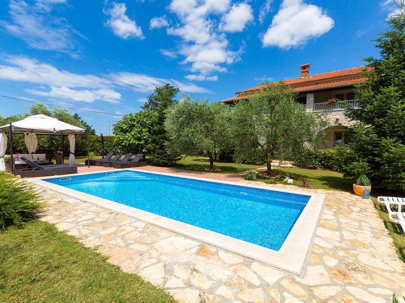 Villa Familienurlaub mit Pool