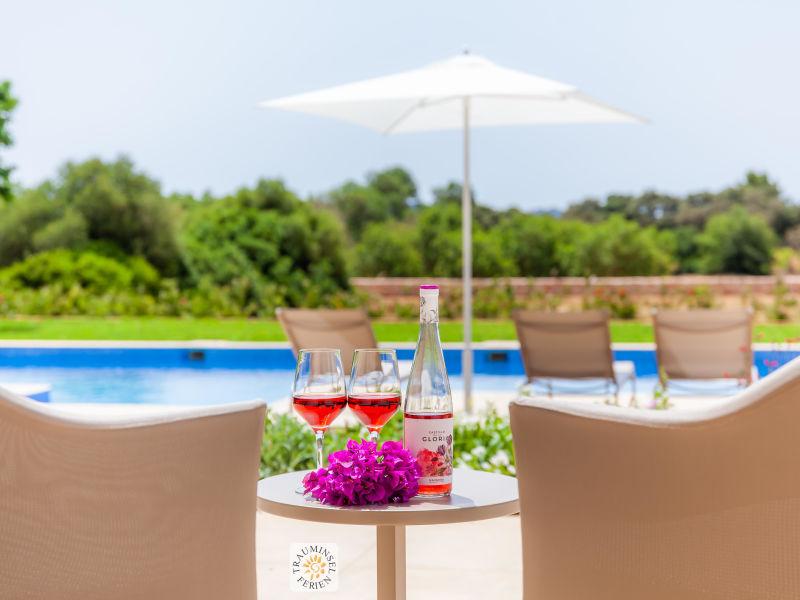 Villa Viduletto, exklusive Luxusfinca im Designerstil