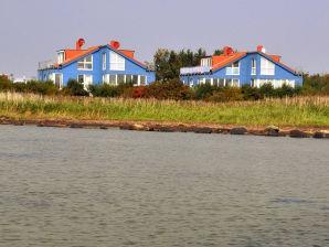 Ferienhaus Das blaue Haus in Westerbergen
