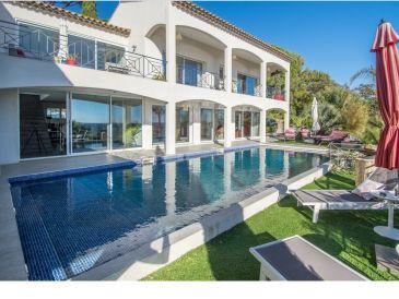 Villa Primerosa mit Meerblick