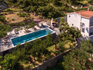 Villa Grigio mit Pool