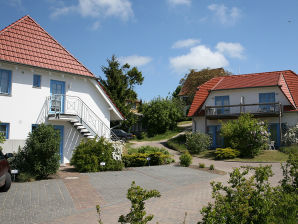 "Holiday apartment ""Am Yachthafen"" holiday flats - harbor view"