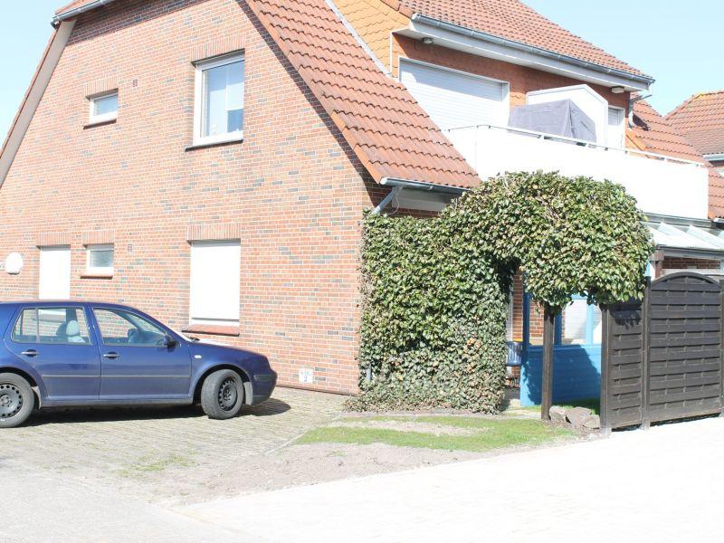 Ferienwohnung Haus Friesenwolke