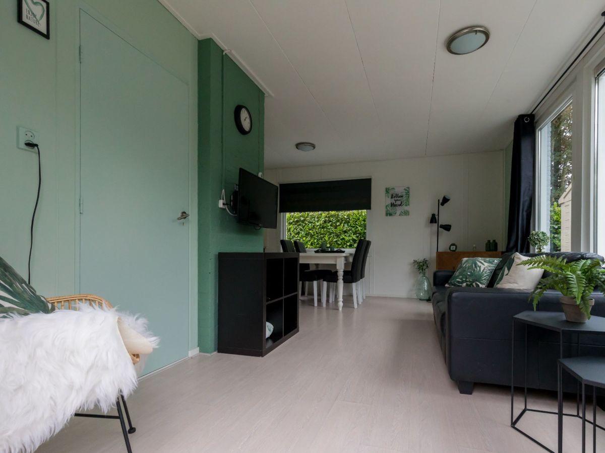 Ferienhaus horizon 112 renesse firma sorglos urlaub in - Eingerichtete wohnzimmer ...