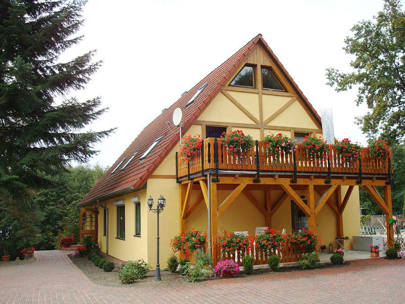 """Ferienwohnung """"Haus am Hafen"""" A4"""