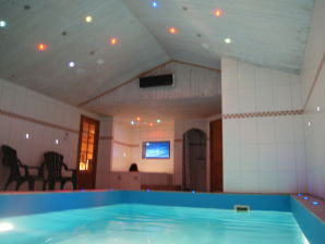 Ferienhaus mit Pool in Bjerregaard