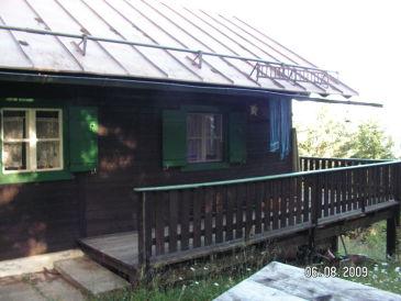 Berghütte Zettersfeld Alm  --  Skihütte