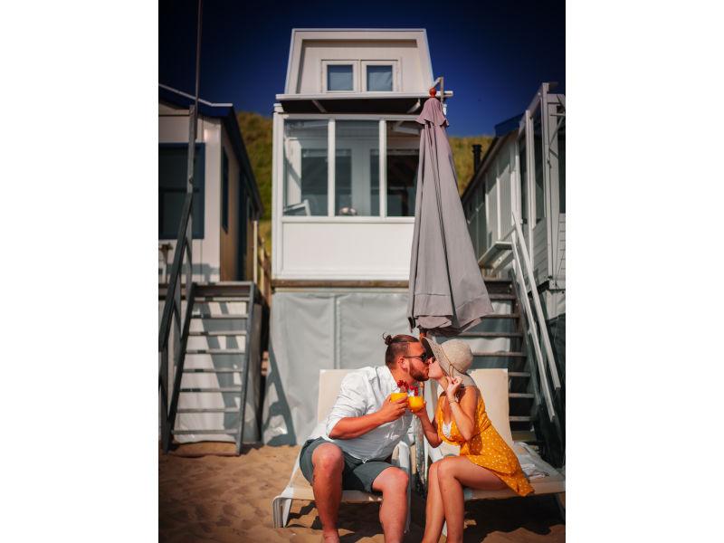 Ferienhaus SH070 -  Strandhäuschen
