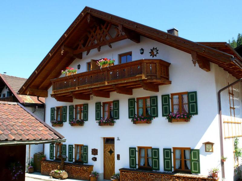 Gästezimmer Alpspitze