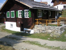 Berghütte Silvretta Hüsli