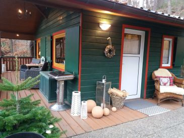 Kleine Berghütte Romantikhütte
