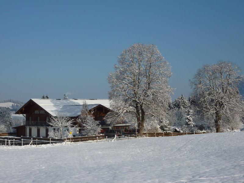 Ferienwohnung Hörnerblick im Landhaus Alpenglühen