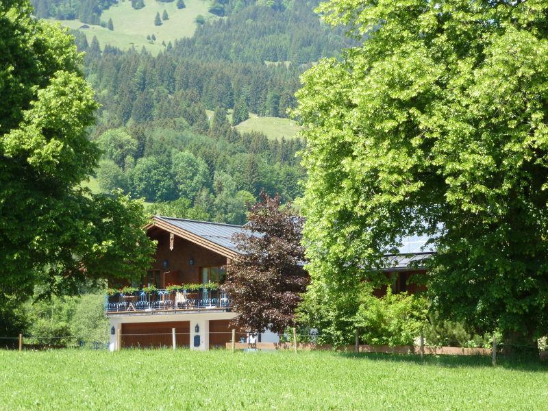 Ferienwohnung Nebelhorn im Landhaus Alpenglühen