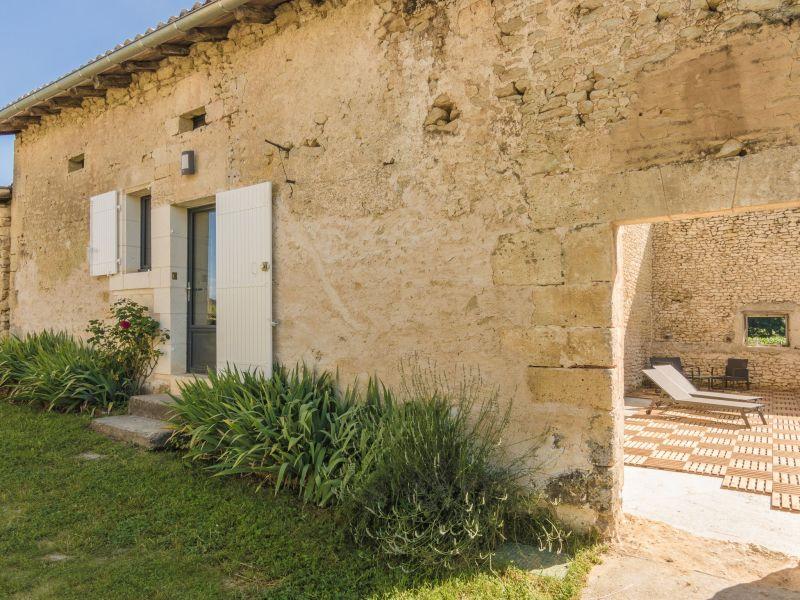 Ferienhaus Les Ecures proche du château de Clauzuroux
