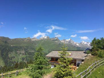 Alpine hut Plautz Alm