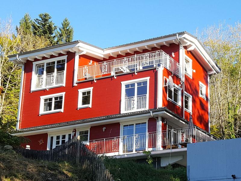 Holiday apartment Schwedenhaus Eichenberg
