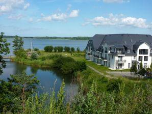 """Ferienwohnung """" Achterblick 33 °""""  Residenz am Balmer See"""