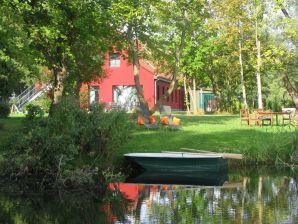 Ferienwohnung Seehaus Saal