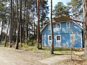 Ferienwohnung Ostsee Darss Prerow Waldsiedlung 1.1 OG