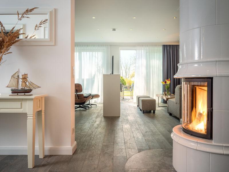 Ferienhaus Lotsenhäuser Rügen - Luxus Villa 3