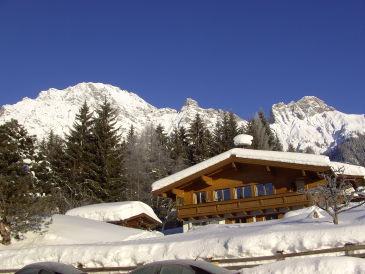 Ferienwohnung im Haus Wenin an den Kitzbüheler Alpen