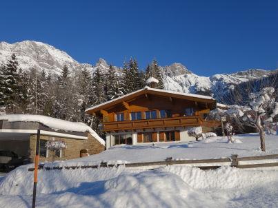 im Haus Wenin an den Kitzbüheler Alpen
