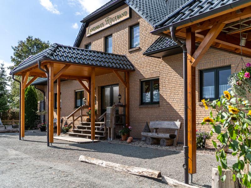 1-Raum-Apartment im Landhaus Rügeband
