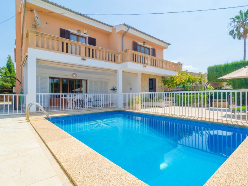 Villa Xalet Cas Hereu (Hereva)