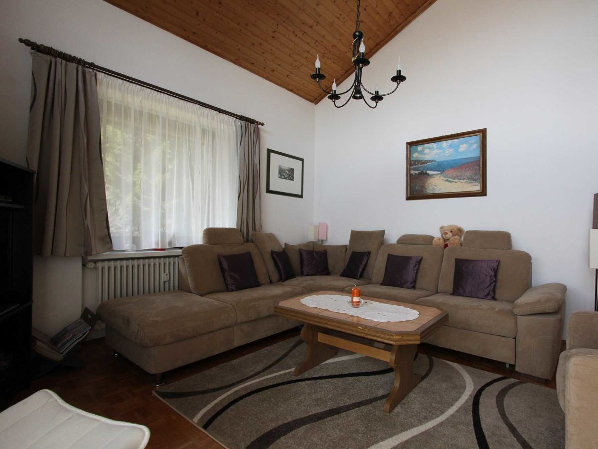 Ferienwohnung nr 16 in der dr gaertner anlage bad - Sternenhimmel wohnzimmer ...
