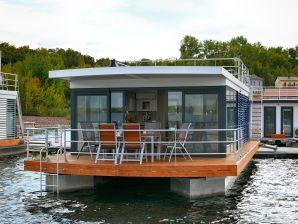 Hausboot Treibholz