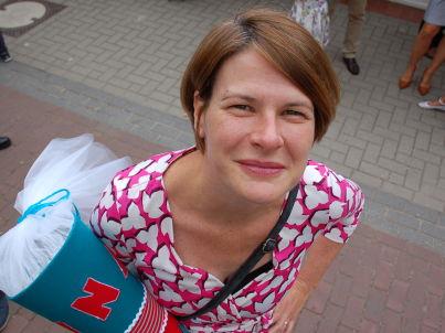 Ihr Gastgeber Nadja Segers