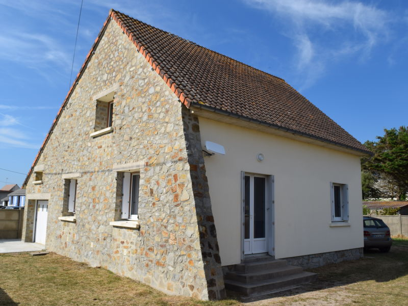 Holiday house La Brette (50m from the Beach!)