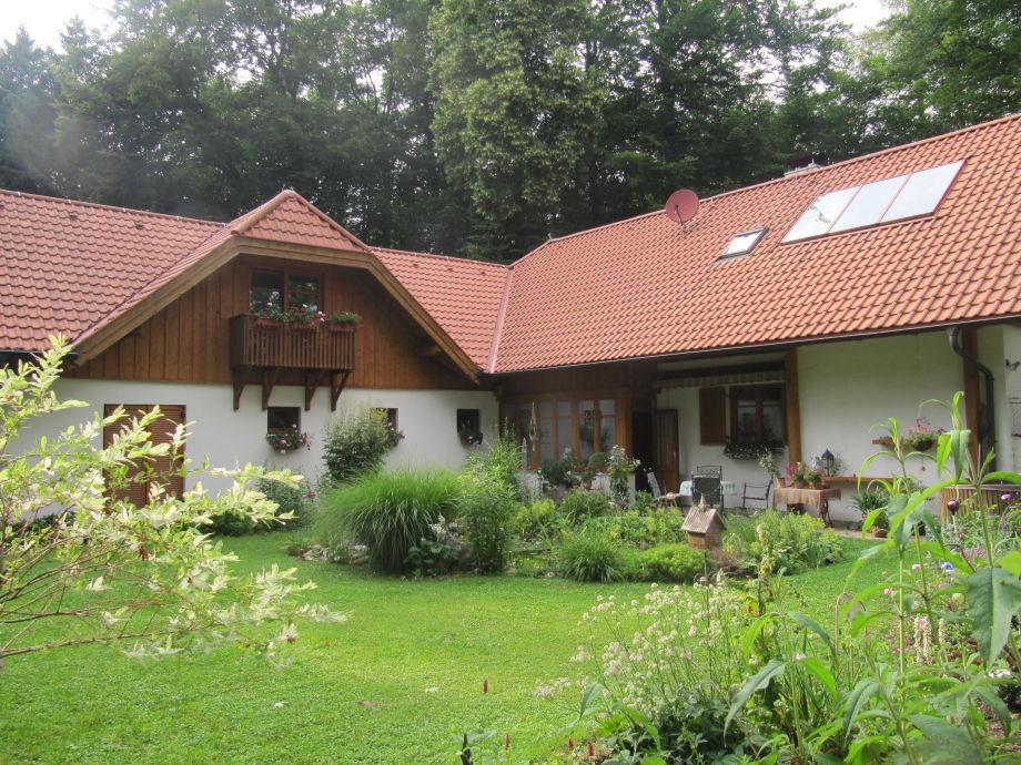 Apartment Landhaus-Huhle