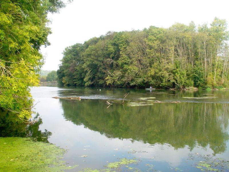 Ferienwohnung Wohlfühloase an der Saône