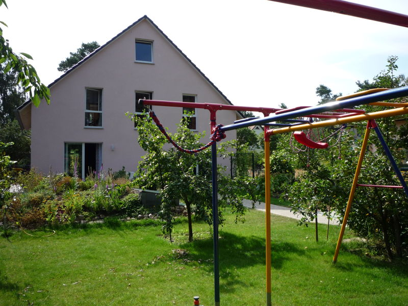 Centrall and quiet holiday apartment in Potsdam